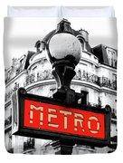 Metro Duvet Cover