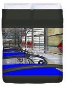 Metro West Station Duvet Cover