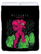 Metroid Duvet Cover