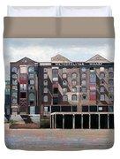 Metropolitan Wharf Duvet Cover