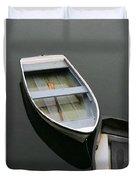 Mevagissy Boat Duvet Cover