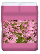 Mexican Aster Flowers 1 Duvet Cover