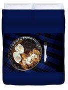 Mexican Breakfast Duvet Cover