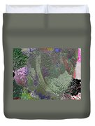 Mexican Chandelier Duvet Cover