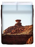 Mexican Hat, Utah Duvet Cover