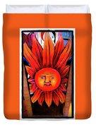 Mexican Sun Duvet Cover