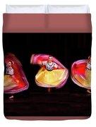 Mexico Ballet Duvet Cover