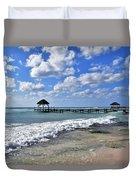Mexico Beaches Duvet Cover