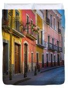 Mexico Street Duvet Cover