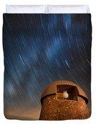 Meyer Womble Star Trails Duvet Cover