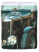 Mg-tc Racer Duvet Cover