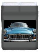 Mgc Classic Car Duvet Cover