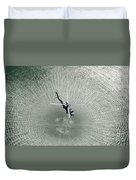 Mh-60r Sea Hawk Helicopter Duvet Cover