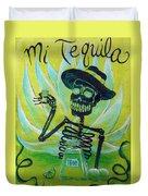 Mi Tequila Duvet Cover