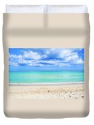 Miami Beach Duvet Cover