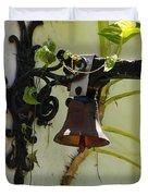 Miami Monastery Bell Duvet Cover