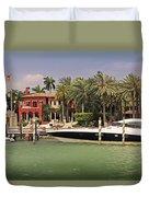 Miami Style Duvet Cover