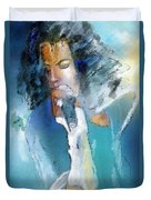 Michael Jackson 04 Duvet Cover