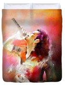 Michael Jackson 05 Duvet Cover