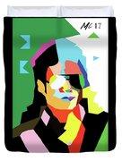 Michael Jackson Duvet Cover