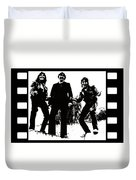 Michael Kegg Party Duvet Cover