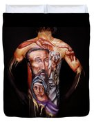 Michelangelo_i Duvet Cover