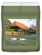 Michelham Priory Barn Duvet Cover