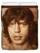 Mick Duvet Cover
