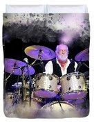 Mick Fleetwood Duvet Cover