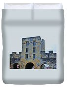 Mickelgate Bar, York Duvet Cover
