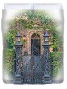 Mickell Jenkins Home Grand Entrance Duvet Cover