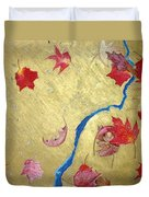 Midas Fall Duvet Cover