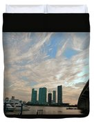 Midday In Miami 2 Duvet Cover
