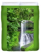 Middle North Falls 2 Duvet Cover