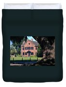 Middleton Place Plantation House Duvet Cover
