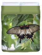 Midland Moth Duvet Cover