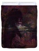 Midnight Dream Duvet Cover by Rachel Christine Nowicki