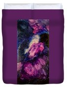Midnight Sky Duvet Cover