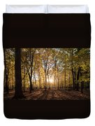 Midwest Forest Duvet Cover