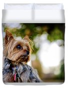 Mighty Dog Duvet Cover