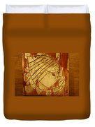 Mighty Masaai - Tile Duvet Cover
