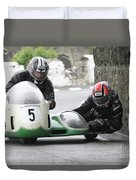 Mike Bellarby/dave Gristwood Duvet Cover