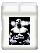 Mike Tyson Duvet Cover
