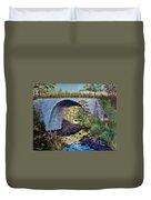 Mike's Keystone Bridge Duvet Cover