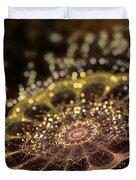 Microskopic II Duvet Cover