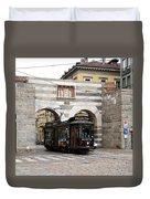 Milan Trolley 5 Duvet Cover