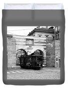 Milan Trolley 5b Duvet Cover