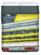 Miles To Go I Duvet Cover