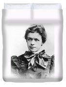 Mileva Maric (1875-1948) Duvet Cover
