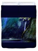 Milford Falls Duvet Cover